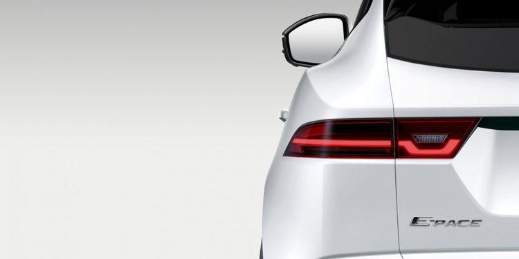 Nuevo Jaguar E-Pace 2018