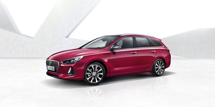 Hyundai i30 CW 2017 ya disponible