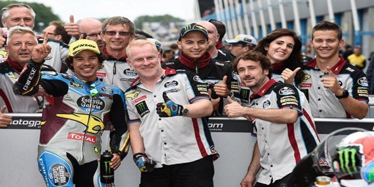 """Franco Morbidelli: """"Me siento más competitivo que en las dos últimas carreras"""""""