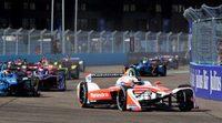 Aumento de potencia para los bólidos de la Fórmula E