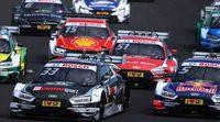 Audi se dirige a Norisring con ventaja