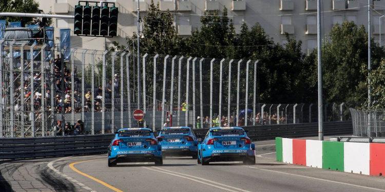 Resultado de la Carrera Inaugural del WTCC en Vila Real, Portugal 2017
