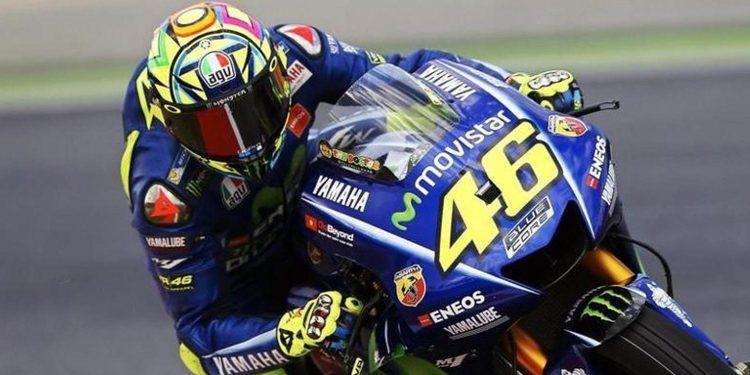 """Valentino Rossi: """"Me he divertido mucho"""""""