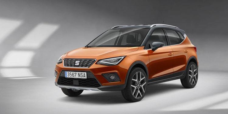 Seat Arona 2017 el nuevo SUV español