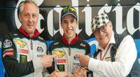 Alex Márquez continuará un año más con el Estrella Galicia 0'0 Marc VDS de Moto2