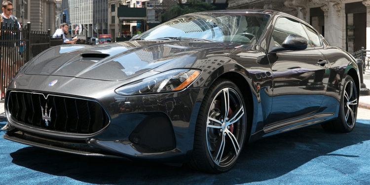 Maserati Granturismo 2018 renovado