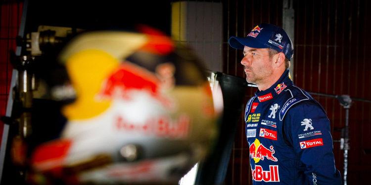 """Sébastien Loeb: """"Höljes es el circuito más difícil de la temporada"""""""