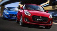 El nuevo Suzuki Swift 2018 bajó su peso