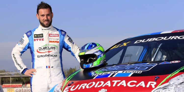 """Jean Baptiste Dubourg: """"Höljes exige versatilidad tanto al piloto como al coche"""""""