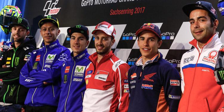 Rueda de Prensa del Gran Premio de Alemania 2017: vivir entre dudas