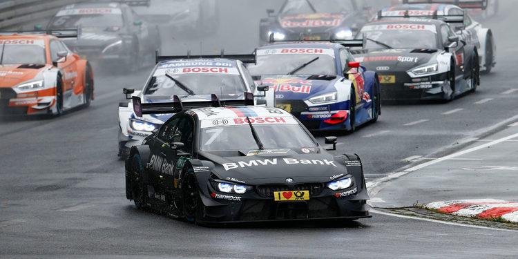 Bruno Spengler y BMW destacan en la primera carrera de Norisring
