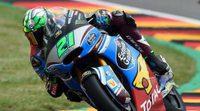 Morbidelli dinamita el Mundial en Sachsenring
