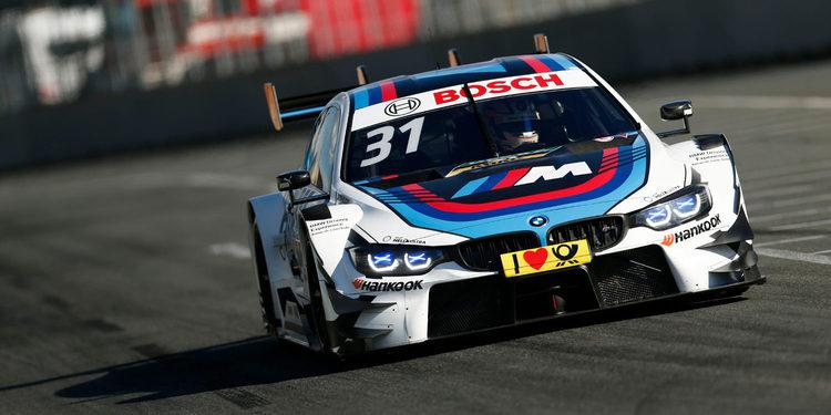 Tom Blomqvist se lleva la segunda pole en una ajustada clasificación