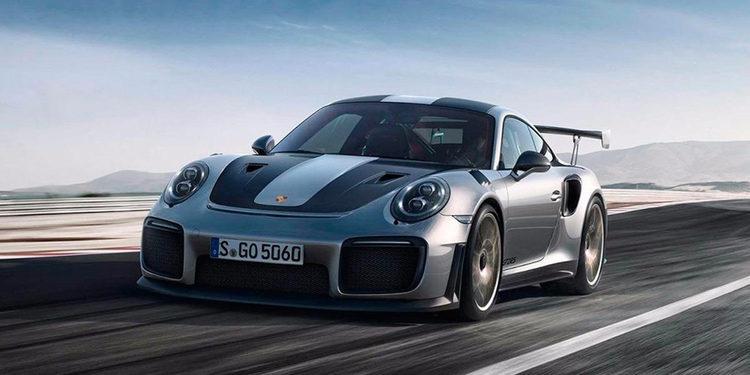 Porsche presentó el 911 GT2 RS, el más potente