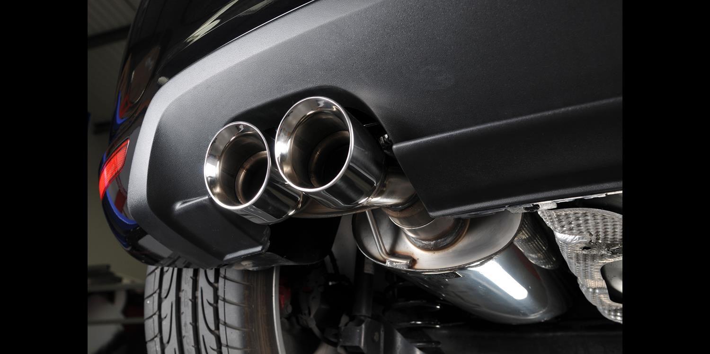 El sistema de escape y su influencia en el desempeño del coche ...