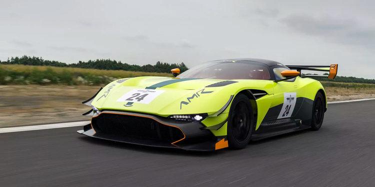 Aston Martin y su descomunal AMR PRO