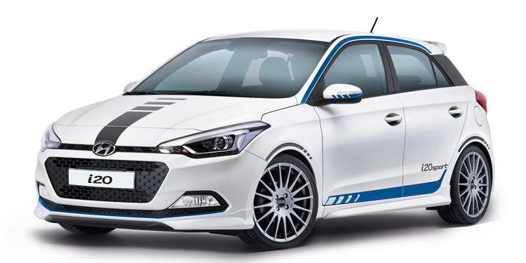 El Hyundai i20 N 2018 está por llegar