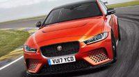Jaguar presenta el XE SV Project 8
