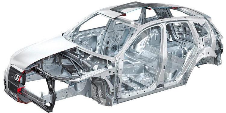 La Carrocería, el esqueleto de nuestros coches