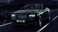 Rolls Royce presenta el Dawn Black Badge