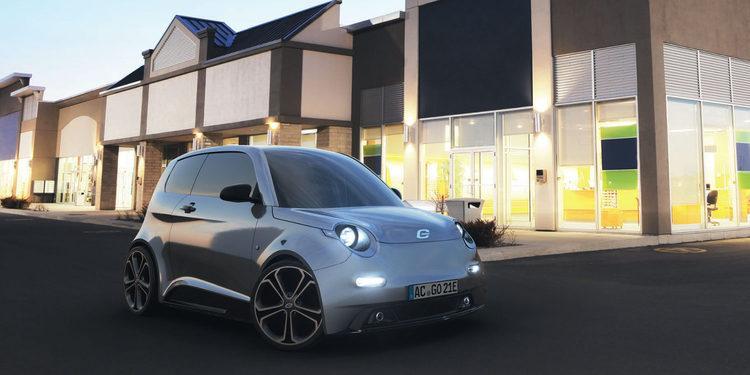 e.Go Life 2017 el eléctrico de Bosch