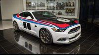 El Ford Mustang conmemorativo de Tickford
