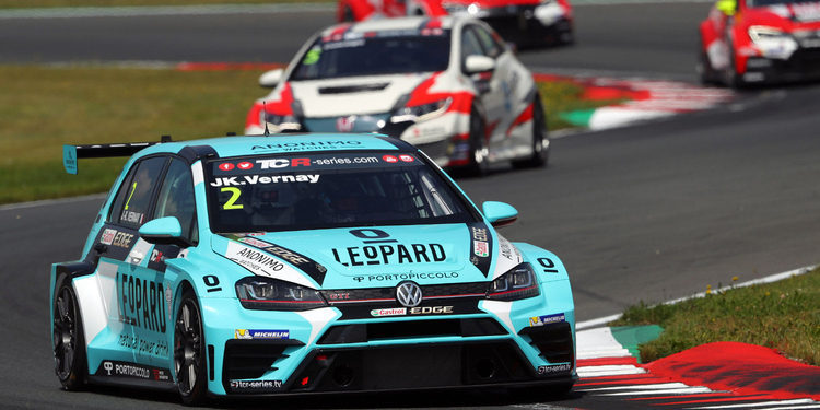 Resultado de la Carrera 2 de las TCR International Series en Oschersleben 2017