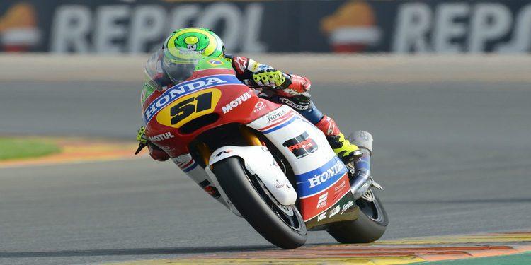 Eric Granado se lleva las dos carreras en Valencia