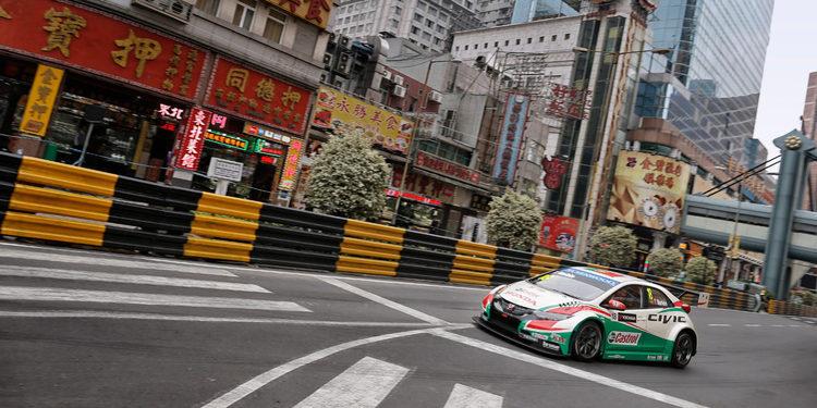Macao recibirá al WTCC durante 4 días