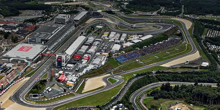 Nürburgring a la vista