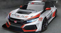 JAS Motorsport presenta el nuevo Honda Civic Type R TCR 2018