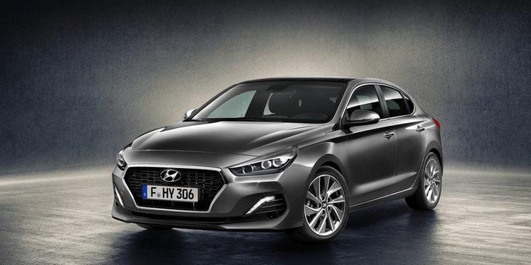 Hyundai lanza el i30 Fastback