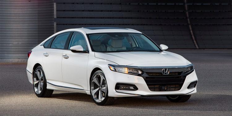 Nuevo Honda Accord 2018 en su décima generación