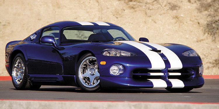Dodge Viper, un súper deportivo que dice adiós