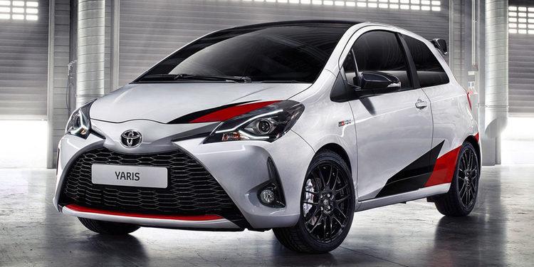 Descubre el nuevo Toyota Yaris GRMN