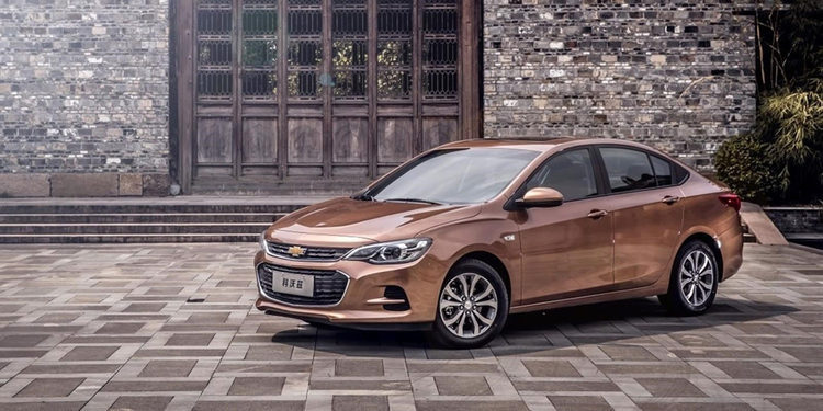 Regresa el Chevrolet Cavalier 2018