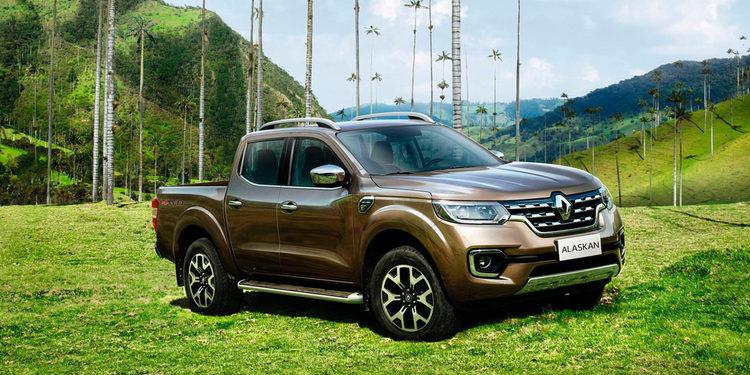 La nueva Renault Alaskan 2017 ya está presente