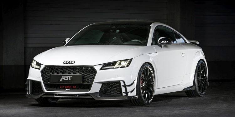 Se presenta el Audi TT RS-R de ABT