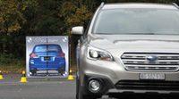 Subaru invierte 23 millones para ser el líder en seguridad