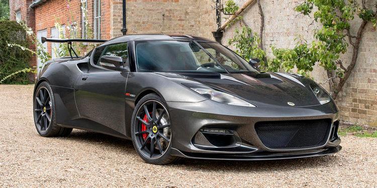 Lotus se supera presentando el veloz Evora GT430