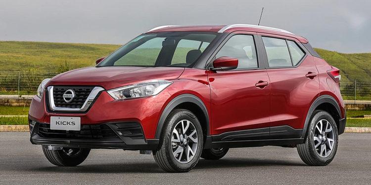 Nissan mostró su novedoso crossover Kicks