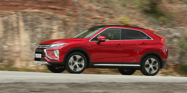 Mitsubishi Eclipse Cross al estilo coupé