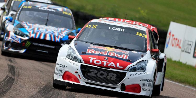 El posible futuro de Peugeot Hansen sin Sébastien Loeb