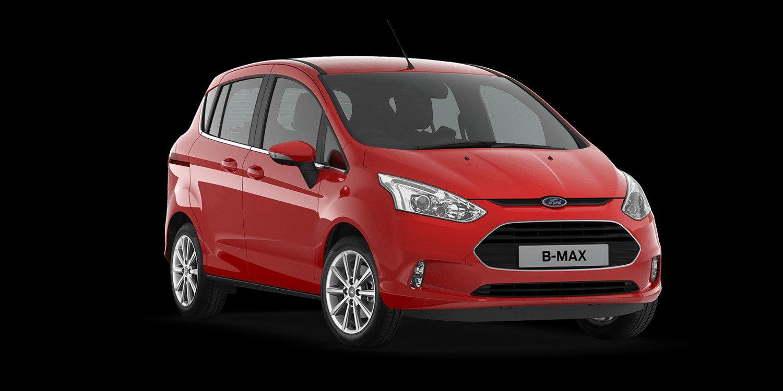 El B-Max de Ford dice adiós