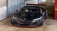Honda presenta el poderoso NSX GT3 para los circuitos