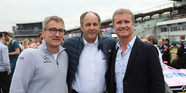 El DTM sobrevivirá sin Mercedes según Berger