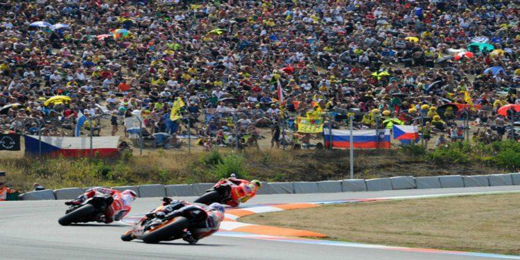 Horarios del Gran Premio de la República Checa