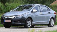 Honda Insight 2019 en fase de pruebas