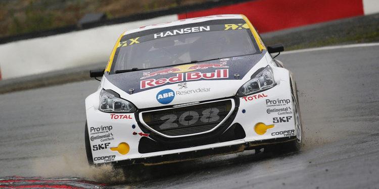 """Kevin Hansen: """"Competiré con el coche que ganó aquí el año pasado"""""""