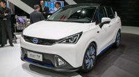 El fabricante chino GAC presentó el GE3 eléctrico